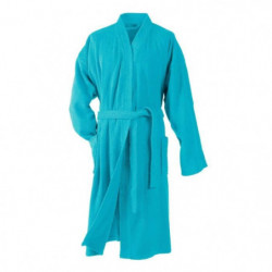 DOUCEUR D'INTERIEUR Peignoir kimono éponge 100% coton