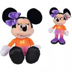DISNEY MINNIE Peluche Fashion - 50 cm - Orange