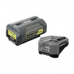 RYOBI Chargeur avec batterie 36V - 4,0Ah Max Power?