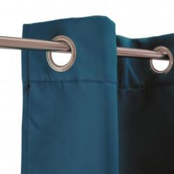 Rideau occultant Strong - 140 x 250 cm - Bleu