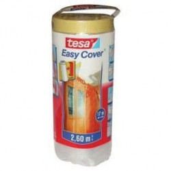 TESA Rouleau de film protecteur + Easy Cover Premium M