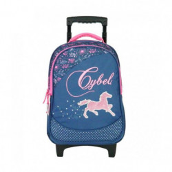 CYBEL Sac a Dos a Roulettes