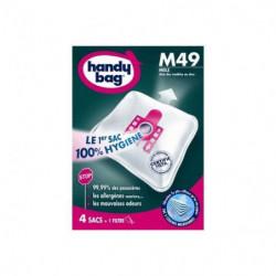 HANDY BAG M49 Sacs Aspirateur Micropor Plus