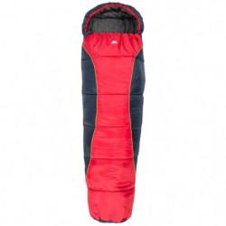 TRESPASS Sac de couchage Bunka - Enfant - Rouge