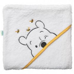 DISNEY BABY  Winnie cape de bain - 80 x 80 cm