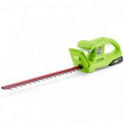 GREENWORKS Taille-haies électrique G24HTK2 - 24 V - 54 cm