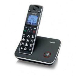 SWITEL 7000 Téléphone sénior sans fil avec touche SOS
