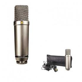 RODE NT1A Micro - Avec support SM6 - Noir