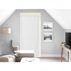 SOLEIL D'OCRE Voilage Noémie - 70 x 200 cm - Blanc