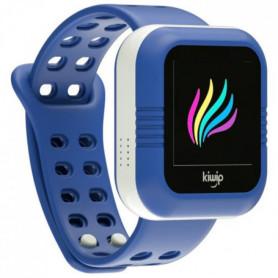 KIWIP Montre connectée pour enfant - Bleu