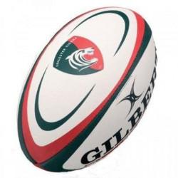 GILBERT Ballon de rugby Replica Leicester T4
