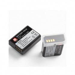 2 x batteries LP-E10 , LPE10 pour CANON EOS 1100D - MP EXTRA