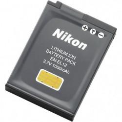 NIKON Batterie EN-EL12 pour Coolpix S6000 / S7000 / S8000
