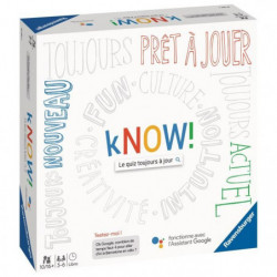 RAVENSBURGER -  kNOW!