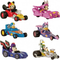 MICKEY ROADSTER RACERS Voiture Minnie Pack Mickey & Ses Amis