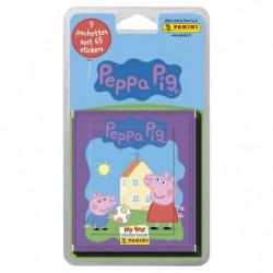 PEPPA PIG  Blister 9 pochettes