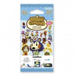 Paquet de 3 cartes Animal Crossing Série 3