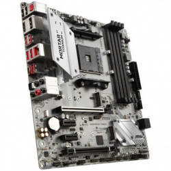 Carte mere MSI B450M Gaming Plus, AMD B450 - Sockel AM4