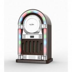 INOVALLEY RETRO13N Juke Box - Lecteur CD - Bluetooth