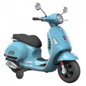 VESPA Scooter électrique 12V enfant - Bleu