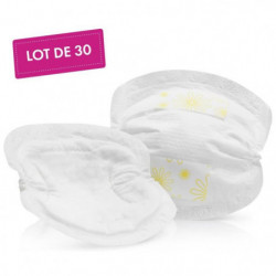 MEDELA Safe & Dry Coussinets d'allaitement ultra-absorbants