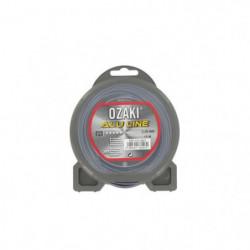 JARDIN PRATIQUE Fil nylon alu line OZAKI pour débroussailleuse 99221