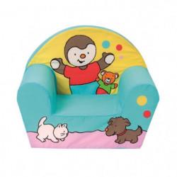 Fun House T'choupi fauteuil club pour enfant