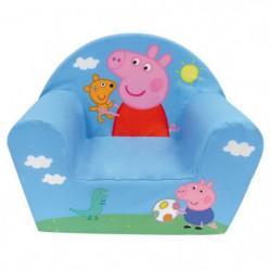 Fun House Peppa Pig fauteuil club en mousse pour enfant