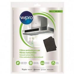 WPRO NCF201 Filtre antiodeurs universel