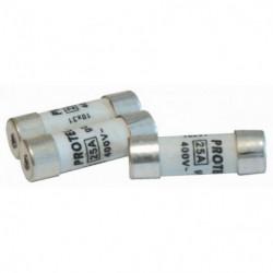 VOLTMAN Pack 3 Fusibles avec voyant de fusion 10,3 x 31,5 mm