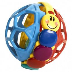 BABY EINSTEIN Balle hochet chenille Bendy Ball