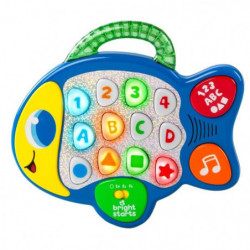 BRIGHT STARTS Poisson Learn & Giggle