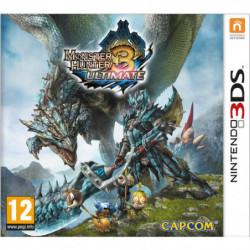 Monster Hunter 3 Ultimate Jeu 3DS
