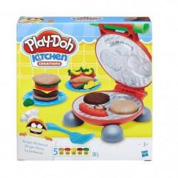 Play-Doh ? Pâte A Modeler - Burger Party