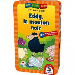 SCHMIDT SPIELE Jeu de poche Eddy le mouton noir