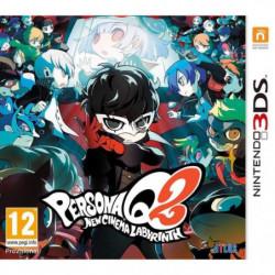 Persona Q2 : New Cinema Labyrinth Jeu 3DS