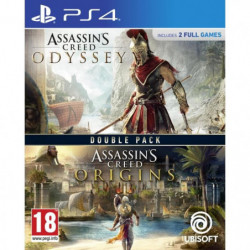 Compilation Assassin's Creed Origins + Assassin's Creed Odysée