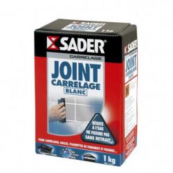 SADER Boîte Joint blanc Poudre - 1kg