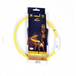 DUVO Anneau Lumineux Seecurity Flash Light Ring USB Nylon 100818