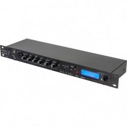 """IBIZA SOUND 15-2249 Lecteur multimédia 19"""" 1U - Bluetooth"""