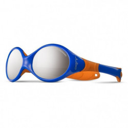 JULBO Lunettes de soleil Looping 2 SP4 - Bleu et orange