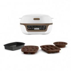 TEFAL KD802112 Cake Factory + Machine intelligente a gâteau