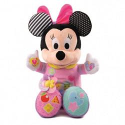 CLEMENTONI Disney Baby - Ma poupée a cajoler Minnie