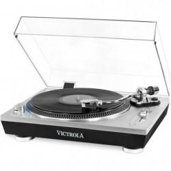 VICTROLA Pro Platine Vinile Automatique Bluethoot USB