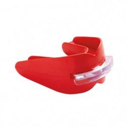 EVERLAST Protege dents Double Épaisseur - Rouge