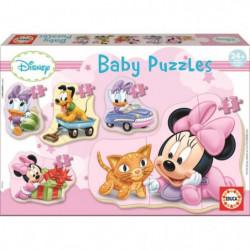 MINNIE Puzzle Baby Minnie