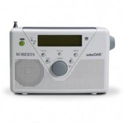 ROBERT SOLAR DAB 2 Radio numérique - DAB+ (RNT) et FM
