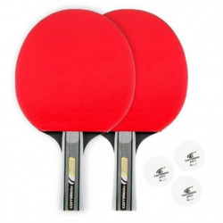 CORNILLEAU Raquettes tennis de table Pack Duo