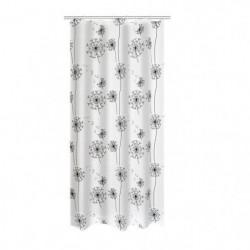 RIDDER Rideaux de douche Moonflower en plastique
