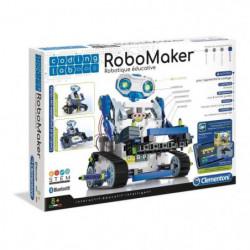 CLEMENTONI Robot - RoboMaker Starter, robotique éducative